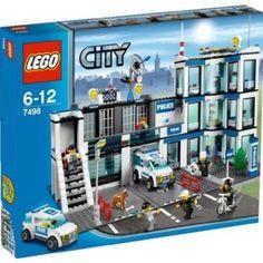 LEGO Police Station 7498 #Lego