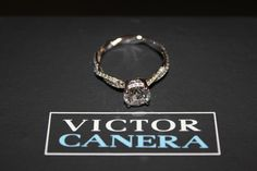 Victor Canera Braided Shank Pave Solitaire : Show Me the Bling! (Rings,Earrings,Jewelry) • Diamond Jewelry Forum - Compare Diamond Prices, Discussions & Diamond Information