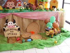 TUDO PRA SUA FESTA: Muitas idéias para Festa Infantil - Tema fazendinha