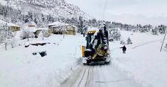 Onikişubat Belediyesi Yoğun Kar Yağışı Nedeniyle İş Başınd - Maraş Olay | Kahramanmaraş Haber Merkezi