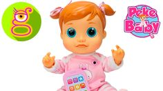 Peke Baby Emma ¡Habla como un bebé de verdad! - Juguetes de bebés - IMC ...