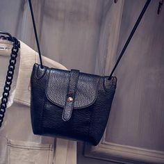 2017 Women Leather Handbags Famous Brand Satchel Messenger Bags Female Crossbody Small Shoulder Bags Clutch Purse Bags Red Black