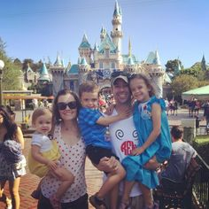 Stained with Style: Visiting Disneyland with a Special Needs Child!
