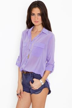 i want this purple blouse sooooo bad... should i order ittt?