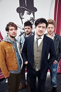 Mumford & Sons.. Gentlemen of the Road <3