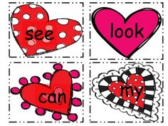 Sweet Learning Valentine's Unit!  This set includes 68 pages of math and literacy center activities and printables including:  sorting, graphing, colors, dice game, art poem, and much more!  $