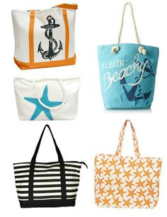 Best Beach Bags! Find out which one I bought: http://beachblissliving.com/best-beach-bags/