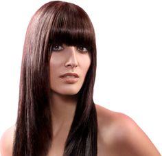 Oligo Professionnel | Calura Thick Bangs, Damaged Hair, Hair Color, Hair Styles, Hair Plait Styles, Haircolor, Hair Makeup, Hairdos, Haircut Styles