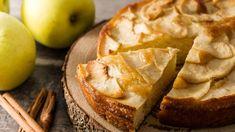 tarta de manzana con Thermomix Ferrero Rocher, Nutrition, Apple Pie, Baked Potato, Potatoes, Bread, 100 Calorie, Baking, Ethnic Recipes