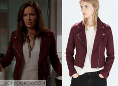 Switched at Birth: Season 4 Episode 4 Regina's Burgundy Blazer