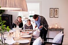 Tine K Home and her beautiful family » Krista Keltanen Blog