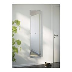 IKEA   RONGLAN, Mirror, , The Mirror Can Be Hung Vertically Or Horizontally  To