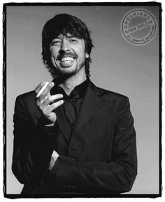 Saint Dave Grohl of Foo Fighters