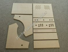 BARTOP-ARCADE-MACHINE-2-PLAYER-DIY-FLAT-PACK-KIT-12MM-MDF
