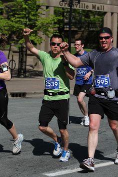 Workin' up a sweat. Marathon Photo, Atlantic Canada, Running, Blue, Keep Running, Why I Run