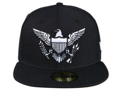 Great Seal 59Fifty Fitted Cap by VI x NEW ERA