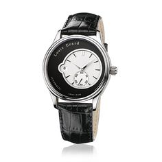 #LouisErard - Heritage - The Louis Erard is a prestigious brand of watches with high quality mechanical mecha...