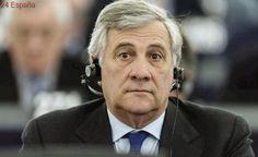 El conservador italiano Tajani, nuevo presidente de la Eurocámara