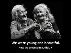 Being able to laugh in life keeps them young at heart! Laughing is important to me, and a great feeling to experience when you laugh so hard it hurts, those are the great times. Young And Beautiful, Beautiful People, Beautiful Ladies, Beautiful Meaning, Feeling Beautiful, Beautiful Beautiful, We Are Young, Die Young, Stay Young