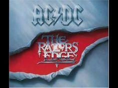 AC/DC - The Razors Edge - YouTube