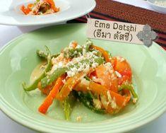 National Dish of Bhutan: Ema Datshi