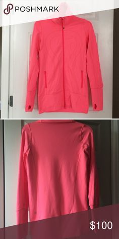 Lululemon stride jacket Size 4 lululemon athletica Jackets & Coats