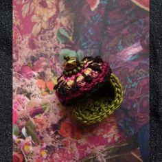 Crochet Rings, Diy Crochet, Magic Circle, Diy Rings, Bunt, Simple, Painting, Etsy Shop, Gifts For Women