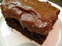 Homemade Chocolate Cake!!!!