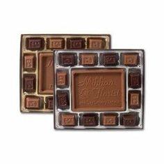 Milk Chocolate Truffle Gift Boxes