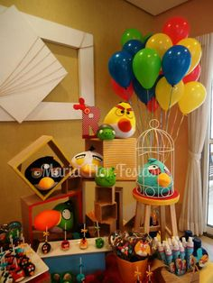 Angry Birds ! For Nicolas