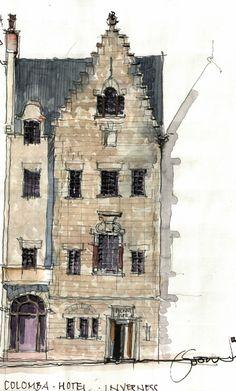 Colomba Hotel, Inverness, SCO