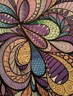 ColorIt Free Coloring Pages Colorist: TheWFHMommy #adultcoloring…