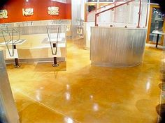 1000 Images About Concrete Floors On Pinterest Stained