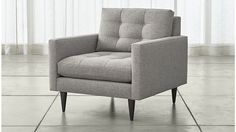 Petrie Chair | Crate and Barrel