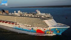 nice Norwegian Cruise Line - Norwegian Breakaway Cruise Ship Tour
