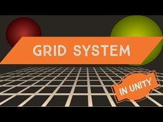 Building a simple Snap To Grid System Unity Games, Unity 3d, Unity Software, Unity Tutorials, Grid System, Strategy Games, I Am Game, Easy, Simple
