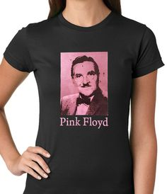 "Pink Floyd ""The Barber"" Ladies T-shirt"