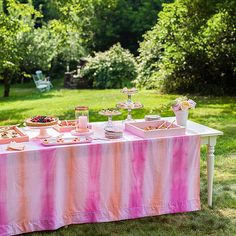 When it comes to decorations, games, and other ideas for an elegant outdoor party, we've got you covered. Follow these tips on how to be an amazing hostess and throw the perfect summer party that guests will love.