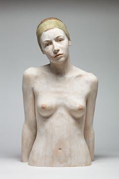 Lifelike Wood Sculptures by Bruno Walpoth