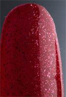 D135: Red-licious - Jacqueline Burchell Soak Off Gel Nail Polish