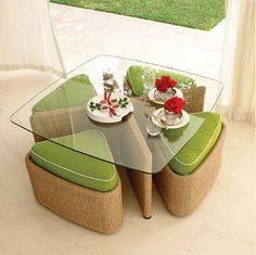 Decoración: Muebles para salas pequeñas | Interior De La Casa Diseño