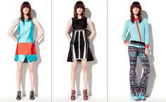 Best of Resort 2013: Prabal Gurung  This collection is fun, directional and unmistakably Prabal, while still having plenty of wearable pieces that buyers will love. And those prints!