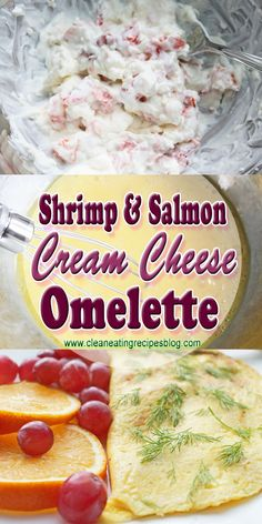 Need a healthy breakfast option for clean eating diet plan? Try our shimp cured salmon cream cheese omelette! and tastes delicious. Clean Eating Diet Plan, Clean Eating Recipes, Easy Healthy Recipes, Healthy Eating, Healthy Meals, Cookbook Recipes, Gourmet Recipes, Egg Recipes, Asian Recipes