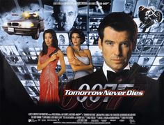 """Tomorrow Never Dies"" (1997) 