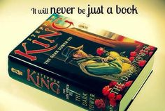 Never just a book Stephen King Quotes, Stephen King Books, Joe Hill Books, The Dark Tower Series, Literary Heroes, Steven King, Magnum Opus, King Of Kings, I Love Books