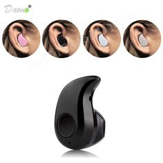 Daono bluetooth earphone headset mic headphones mini Ultra-small wireless bluetooth Earbuds for all phone Bluetooth Earbuds Wireless, Radio Frequency, Listening To Music, Mini, Headset, Electronics Gadgets, Free Shipping, Ear Headphones, Sport