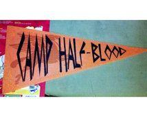 Camp Half-Blood Pennant