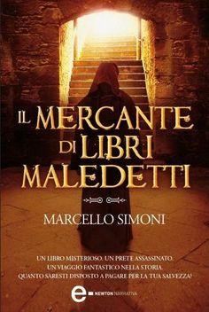 The Merchant of cursed books - Simoni Marcello