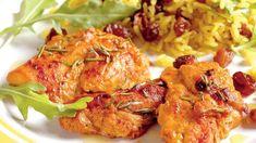 Rýchly, sýty a fit obed? Vyskúšajte jogurtové kuracie prsia Tandoori Chicken, Meat, Ethnic Recipes, Food, Essen, Meals, Yemek, Eten