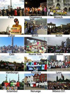 Bonita postal, del mundo para México: AMLO